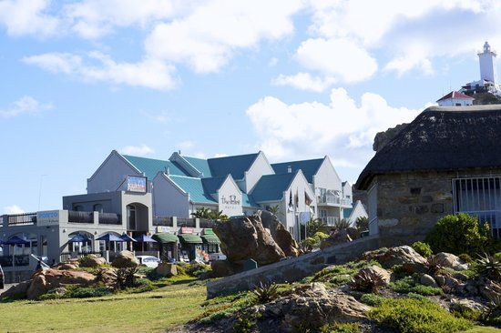The Point Hotel & Spa: The Point Hotel a Mossel Bay