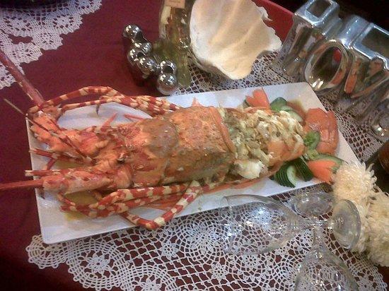 Celina's Cafe and Restaurant: Lobster Special advance order