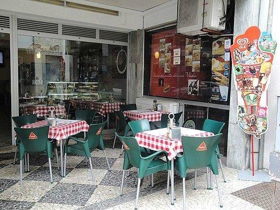 Snack-Bar Suzy: Esplanada