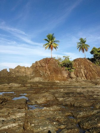 Costa Paraiso: View from Private Rock Beach III