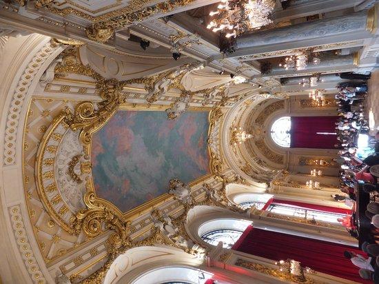 Opéra de Lille : le déambulatoire