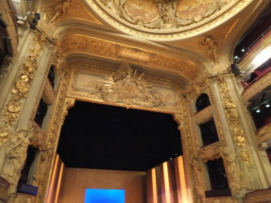 Opéra de Lille : la scéne