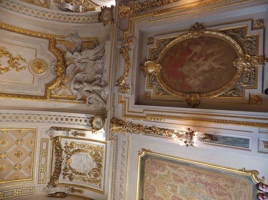 Opéra de Lille : detail