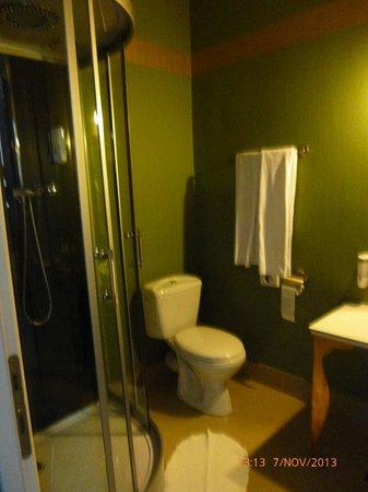 Pensiunea Siago Hotel: bagno