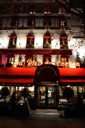 Au Pied de Cochon: Restaurant a Paris..