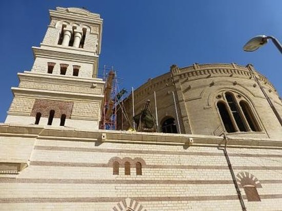 Viejo Cairo (Coptic Cairo): church coptic cairo