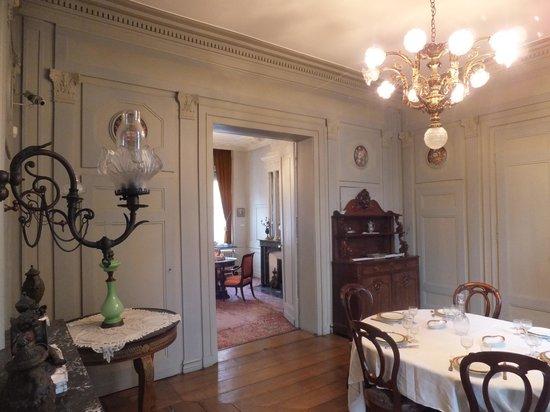 Le Musee de la Maison Natale de Charles de Gaulle : SALON