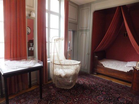 Le Musee de la Maison Natale de Charles de Gaulle : SON BERCEAU