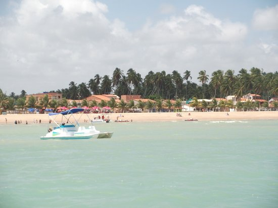 Japaratinga Beach : SHOW DE VISUAL