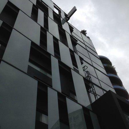 Aspira Hiptique: Hotel Exterior