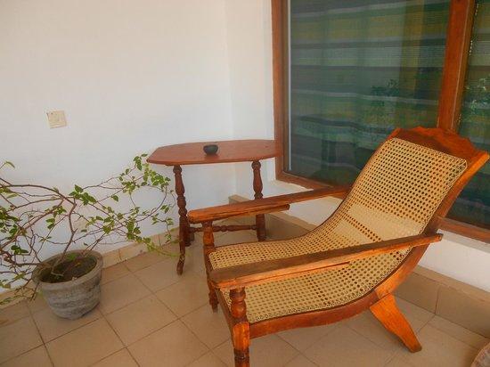 Mini-Hotel VillaWatuna: Балкон  нашего номера