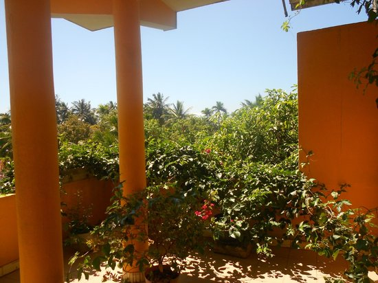 Mini-Hotel VillaWatuna : Балкон