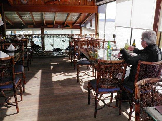 Ostradamus Bar e Restaurante: Uma pequena mostra do interior