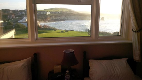 Freshwater Bay Country House: view from Room 18 is Fantastic