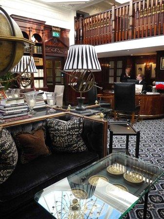 Hotel 41: Fab lounge