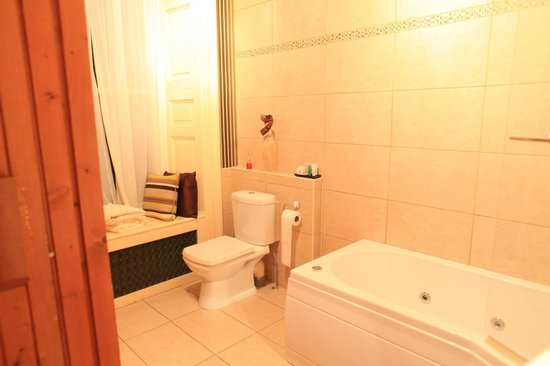 Sykeside Country House Hotel: Salle de bain