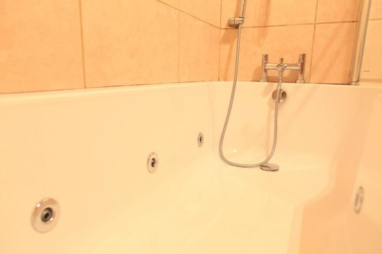 Sykeside Country House Hotel: baignoire jacuzzi