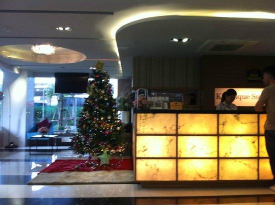 Klassique Sukhumvit: Lobby Hotel