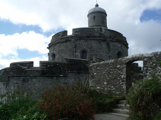 St. Mawes Castle: St Mawes Castle.