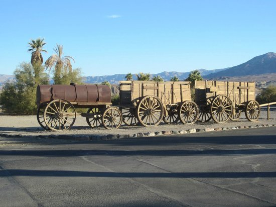 Furnace Creek Inn and Ranch Resort: .