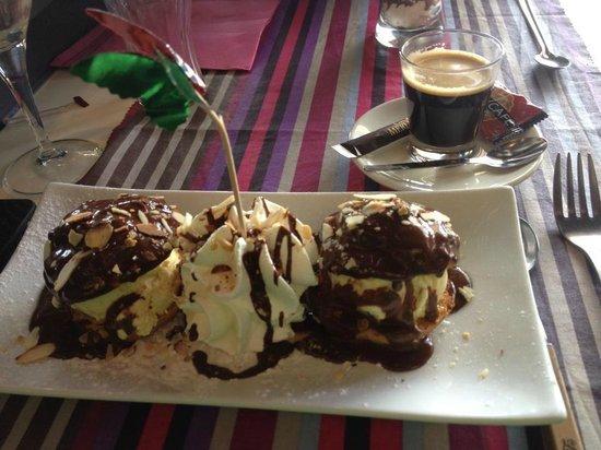 La Pendule: And desserts tooooooo