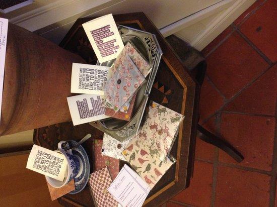 The Brook Tea Rooms: Tea gifts