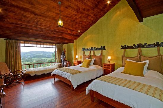 Hacienda La Alegria: Large and comfortable rooms size