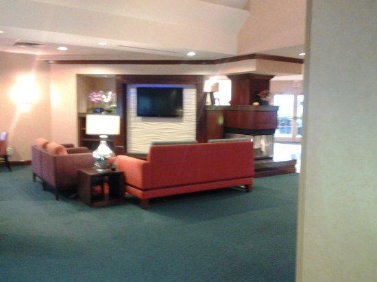 Residence Inn Tampa Sabal Park/Brandon: Lobby