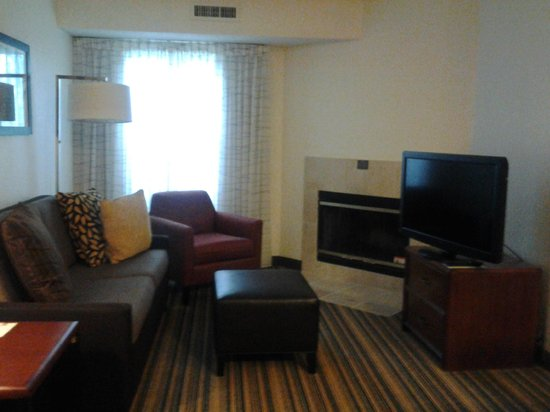 Residence Inn Tampa Sabal Park/Brandon: Room