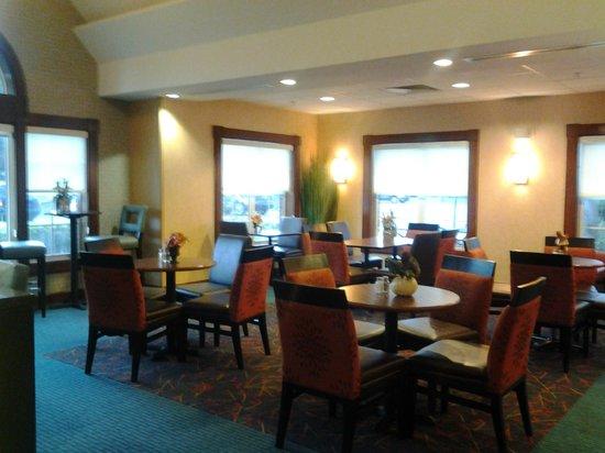 Residence Inn Tampa Sabal Park/Brandon: Dinning