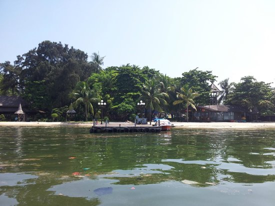Pulau Ayer Resort & Cottages : Pulau Ayer / Welcome