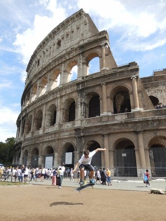 Italy Rome Tour: What to do at the Colosseum
