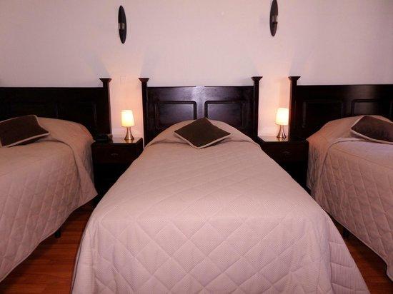 Comfort Hostel: Habitacion Triple // Triple Room