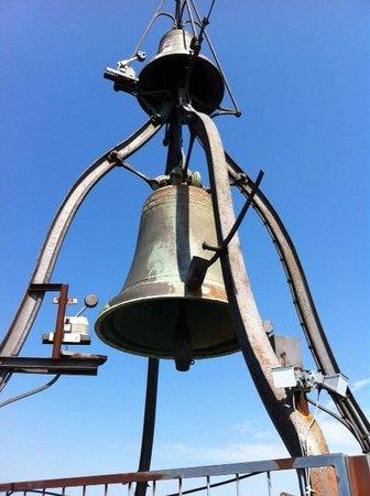 Torre del Moro : campana sulla torre