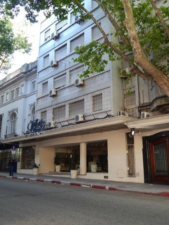 Oxford Hotel: Hotel Oxford - Montevideo