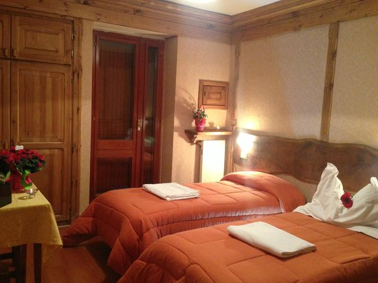 Monte Terminillo, Италия: camere
