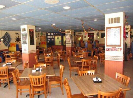 El Ranchito Mexican Restaurant: Dinning room