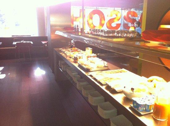 Soho Hotel: Soho / Breakfast / Petit déjeuner