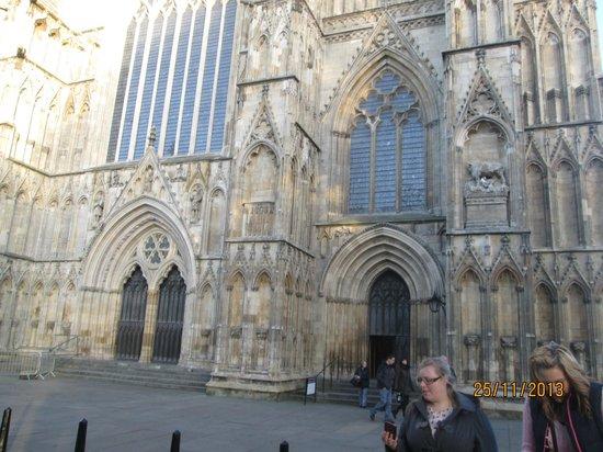 Cathédrale d'York : Minster