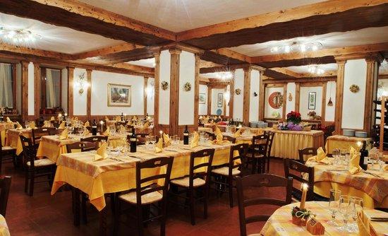 Hotel Togo Palace : sala clienti d'albergo