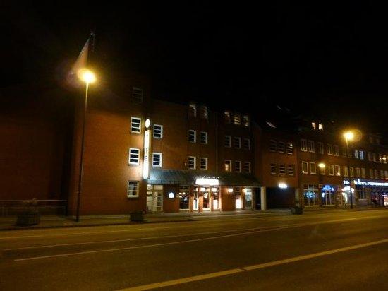 Hotel an der Hoern: The hotel