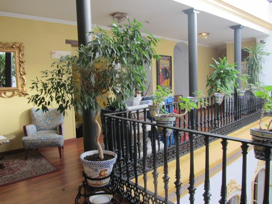 Hotel Abanico Sevilla: paseo 2ème étage