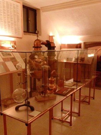 Poli Museo della Grappa: Particolare Museo Poli