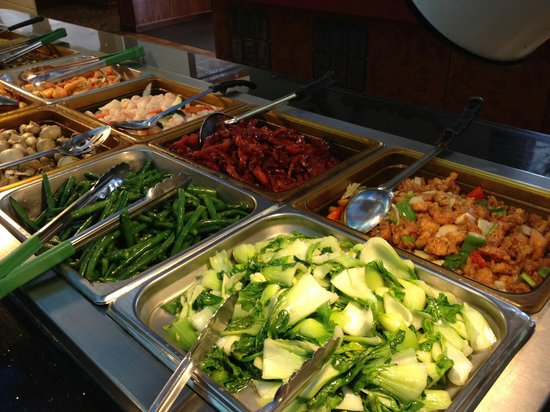 Chinese food picture of grace buffet grill for Asian cuisine buffet