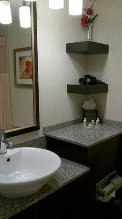 Holiday Inn Aladdin: Bathroom