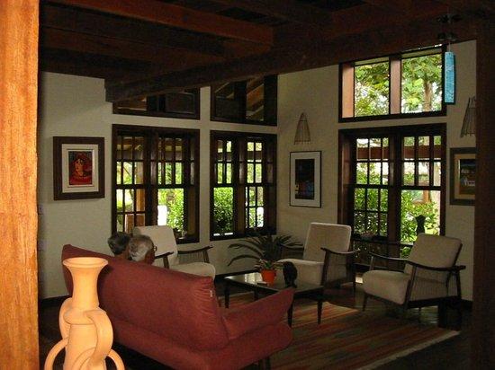 Hotel Pousada da Lagoa: Sala interna