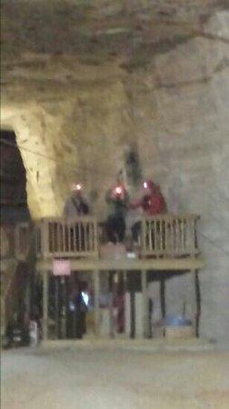 Louisville Mega Cavern: getting ready!
