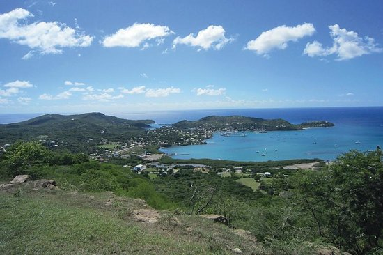 St. James's Club & Villas: Safari, Highest Hilltop in Antigua