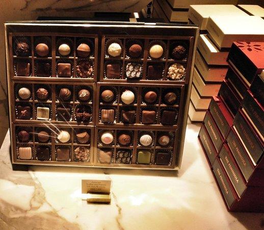 The Peninsula Arcade: Peninsula Chocolate Shop