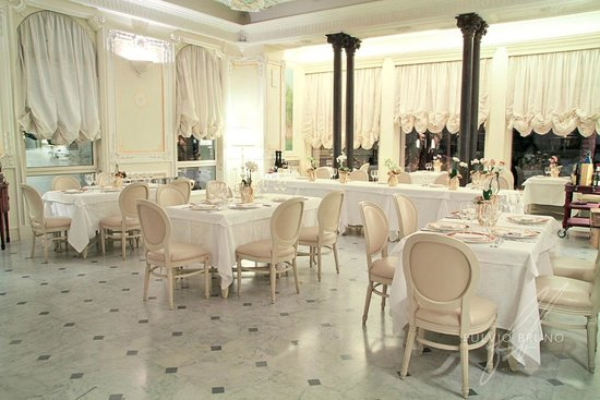 Restaurant De Paris : sala12